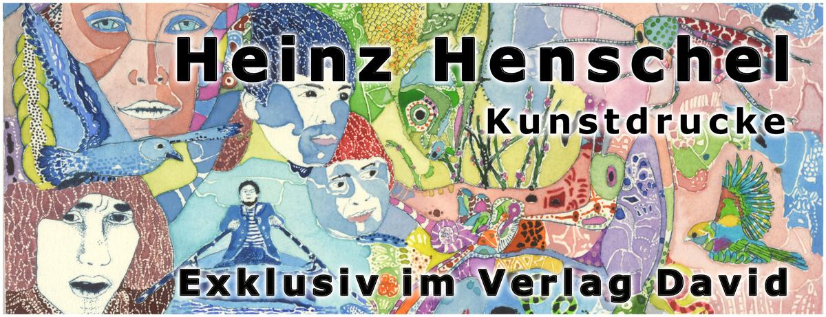 Heinz Henschel bei Kunstverlag David