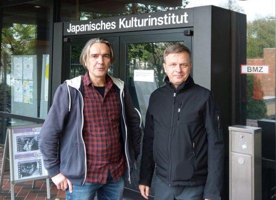 Matthias David (links) und Dr. Matthias Burchardt (rechts)
